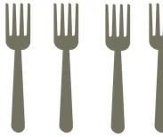 Fork Rating 3.5