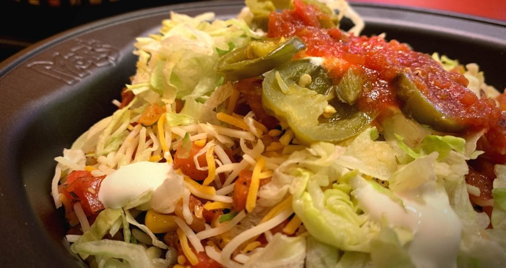 Low Carb Options at Moe's Southwest Grill